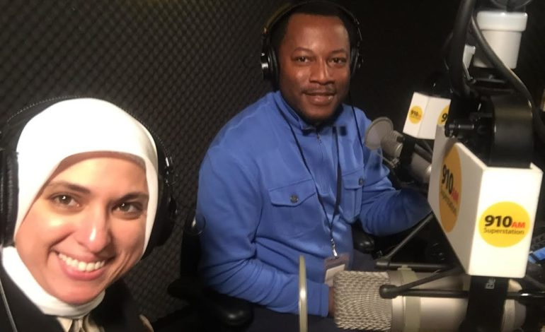 Muslim activist to host new show on 910 AM Superstation