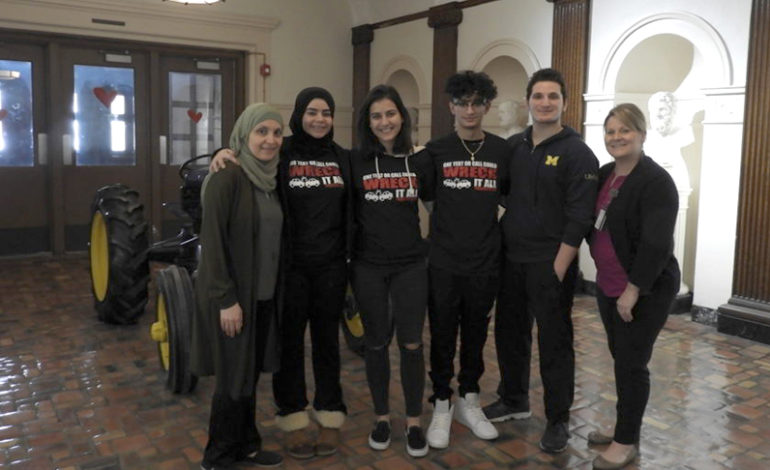 Fordson students start driving task force to educate distracted teen drivers