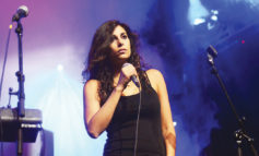 Lebanese singer Yasmine Hamdan makes first visit to Detroit