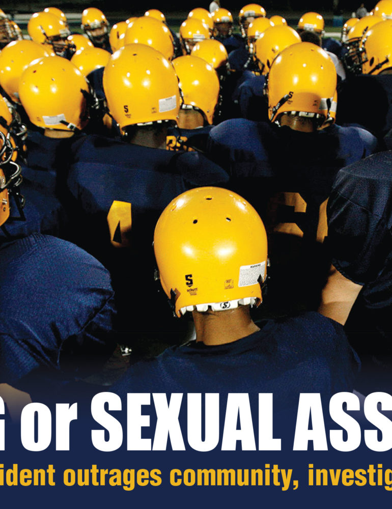 The Fordson incident: Hazing or sexual assault?