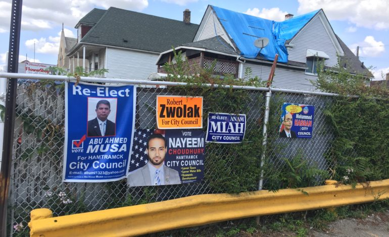 Six Muslims among nine candidates competing for three seats on Hamtramck City Council