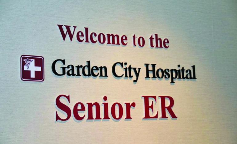 Garden City Hospital dedicates new ER for seniors