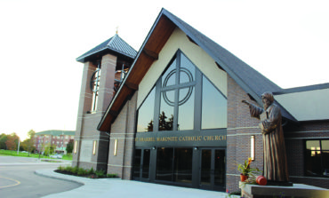 Metro Detroit's Lebanese Christians celebrate opening of Macomb County's largest Maronite church