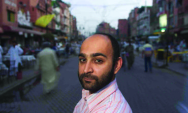"Novelist Mohsin Hamid on migration, love and his latest book, ""Exit West"""