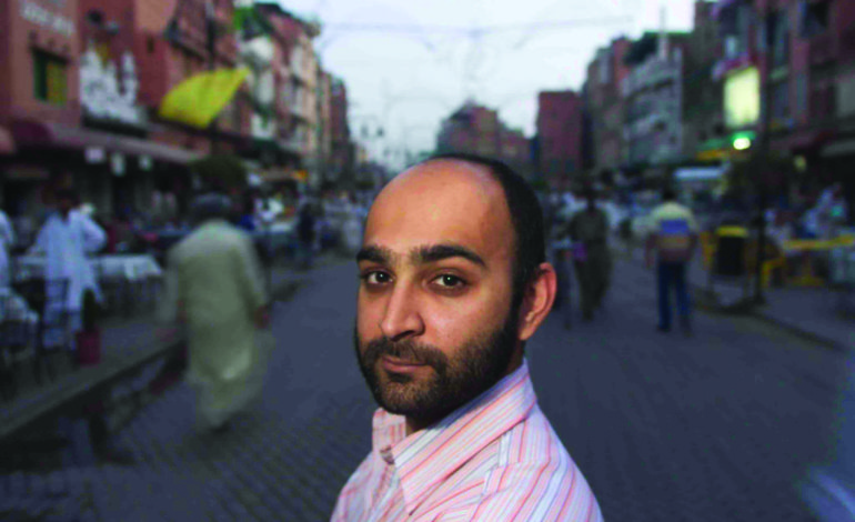 """Novelist Mohsin Hamid on migration, love and his latest book, """"Exit West"""""""