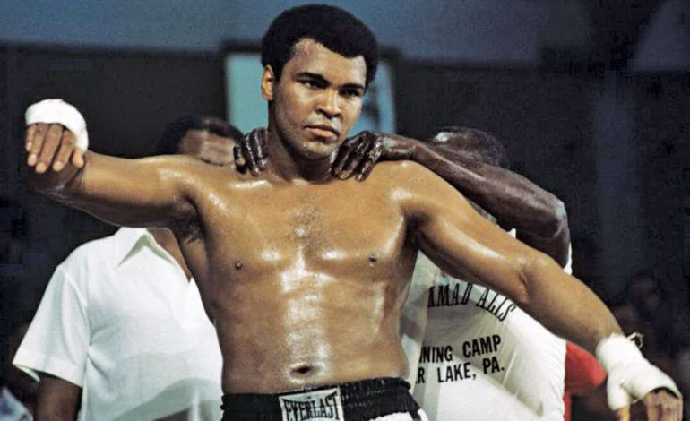 City of Louisville renaming its airport after Muhammad Ali