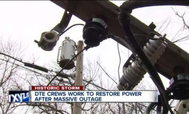 High winds leave 1 million without power