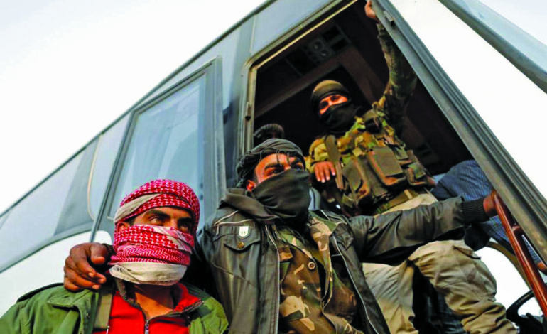 Russia: The Syrian offensive in eastern Ghouta is almost over