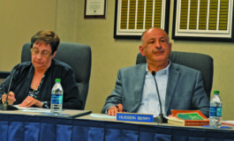 Hussein Berry is to blame for the tension on the school board and in the community