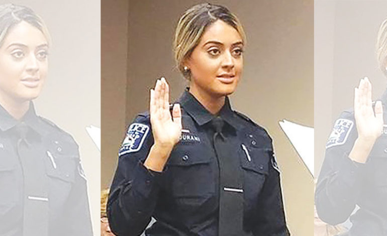 Lahtrup Village hires 21-year-old woman as first Arab American police officer