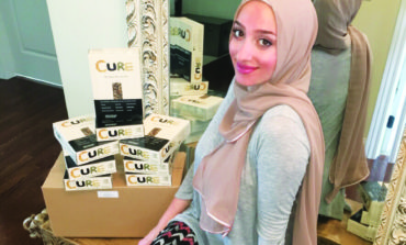 Palestinian American woman on a mission to cure world hunger