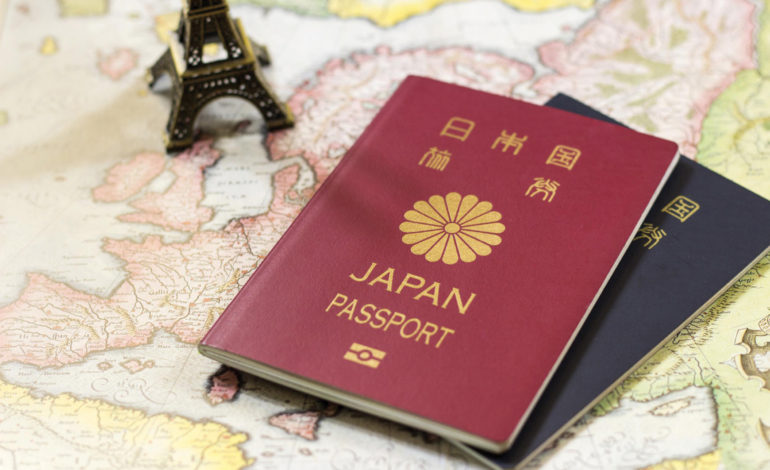 Japanese citizens hold most powerful passport ranking