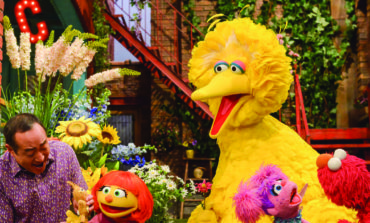 Sesame Street welcomes first autistic Muppet