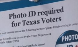 NAACP issues statement against discriminatory Texas voter ID law