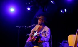 Bluesman Eric Bibb: From Syria to Detroit, we are all migrants