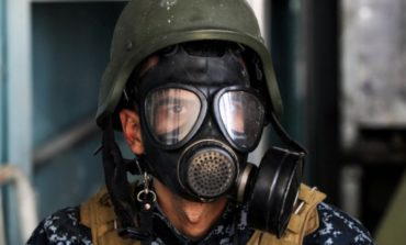 ISIS attacks IraqI forces in Mosul with chemical weapons