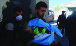 Who benefits from the horrific chemical attacks in Syria?