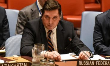 "Russia vetoes U.N. resolution on Syria alleged ""chemical attack"""