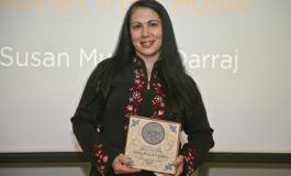 Arab American author tells stories from the intersection between cultures