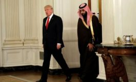 Trump: Saudis not paying fair share for U.S. defense