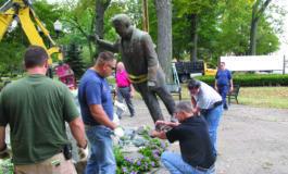 Hubbard's statue has no place under the Dearborn sun
