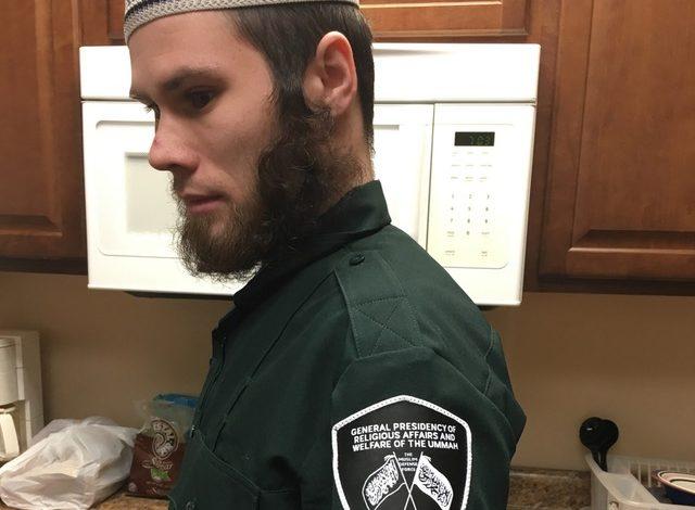 Minneapolis Muslims protest 'sharia' fanatic