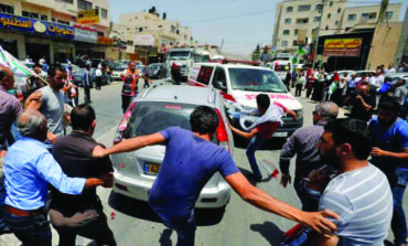 Palestinian killed as settler opens fire during clashes