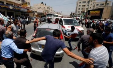 Palestinian killed as settler opens fire during peaceful protest