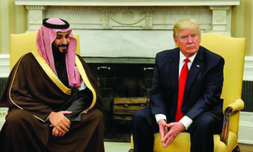 U.S. nears $100 billion arms deal for Saudi Arabia