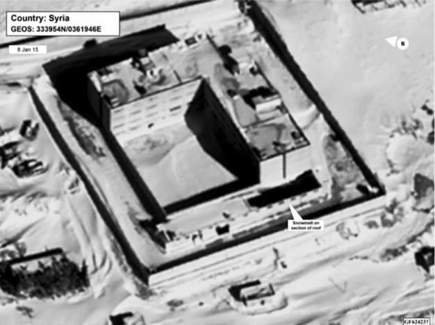 Syrian government denies U.S. accusation of crematorium at prison