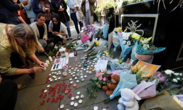 British police name suicide bomber, May condemns 'sickening' attack