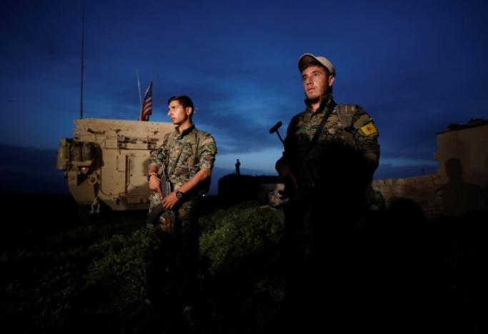 U.S. to arm Syrian Kurds fighting ISIS