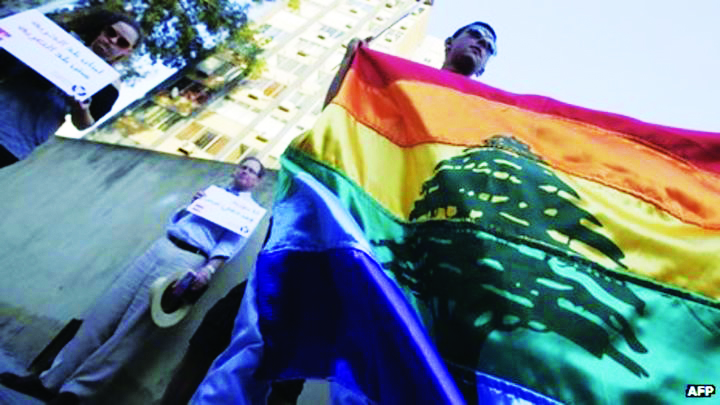 LGBTQ Arabs use spaces to transgress misconceptions