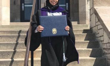 Dearborn native to become first hijabi  Air Force judge advocate