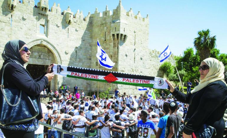 Jewish nation-state bill: Israel's precarious identity is Palestine's nightmare