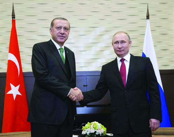 Syrian opposition returns to Astana after Erdogan, Putin summit