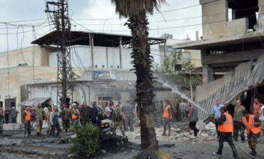 Car bomb explodes, kills four in Syria's Homs