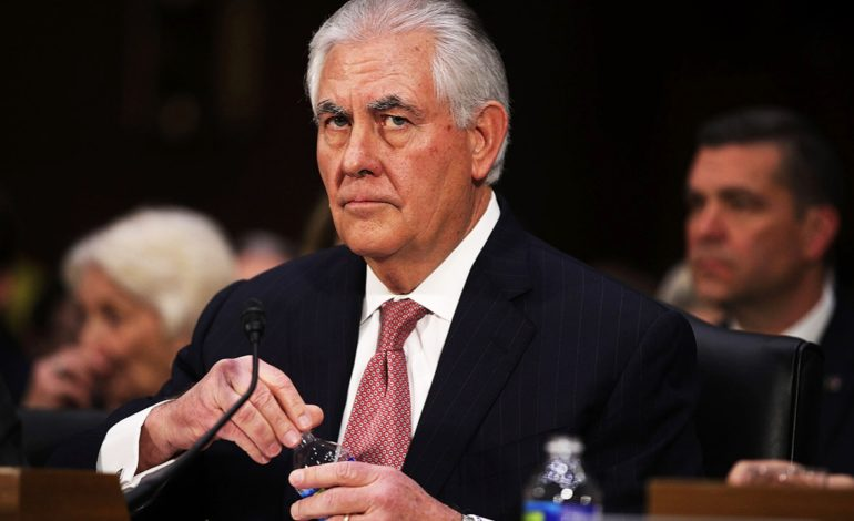 Tillerson declines to host Ramadan event at State Department