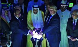 Trump in Saudi Arabia: King of hypocrisy