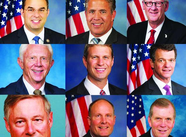 All Republican Michigan US representatives voted to repeal Obamacare