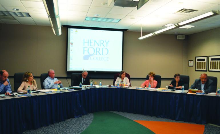 Dearborn School Board appoints new trustee despite bitter process