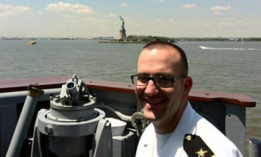 Dearborn native to become Navy commander
