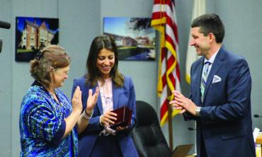 Dearborn School Board bids former Trustee Mariam Bazzi farewell