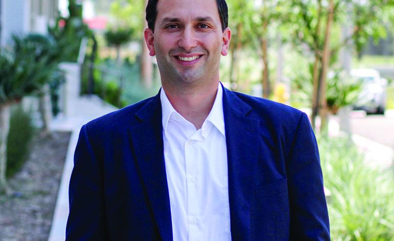 Sam Jammal announces run for Congress in 39th District in California