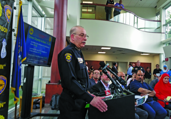 Dearborn Police provides updates on major crimes and reckless driving
