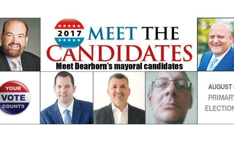Meet Dearborn's mayoral candidates