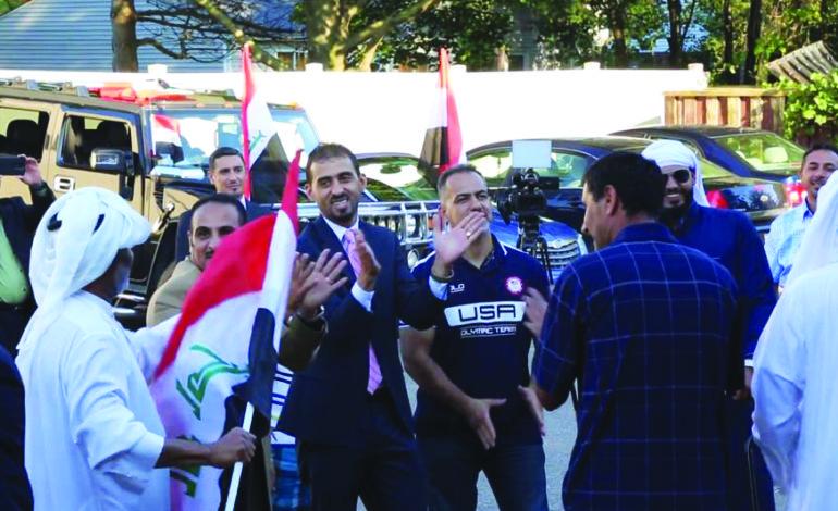 Iraqi Consul General: Iraqi Americans celebrate victory over ISIS, healthier U.S.-Iraqi ties