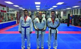 Local Taekwondo athletes bring home national accolades