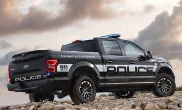 Ford Motor Co. introduces first pursuit-rated pickup for police