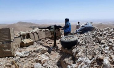 Hezbollah says battle with Nusra Front almost won at Syria-Lebanon border